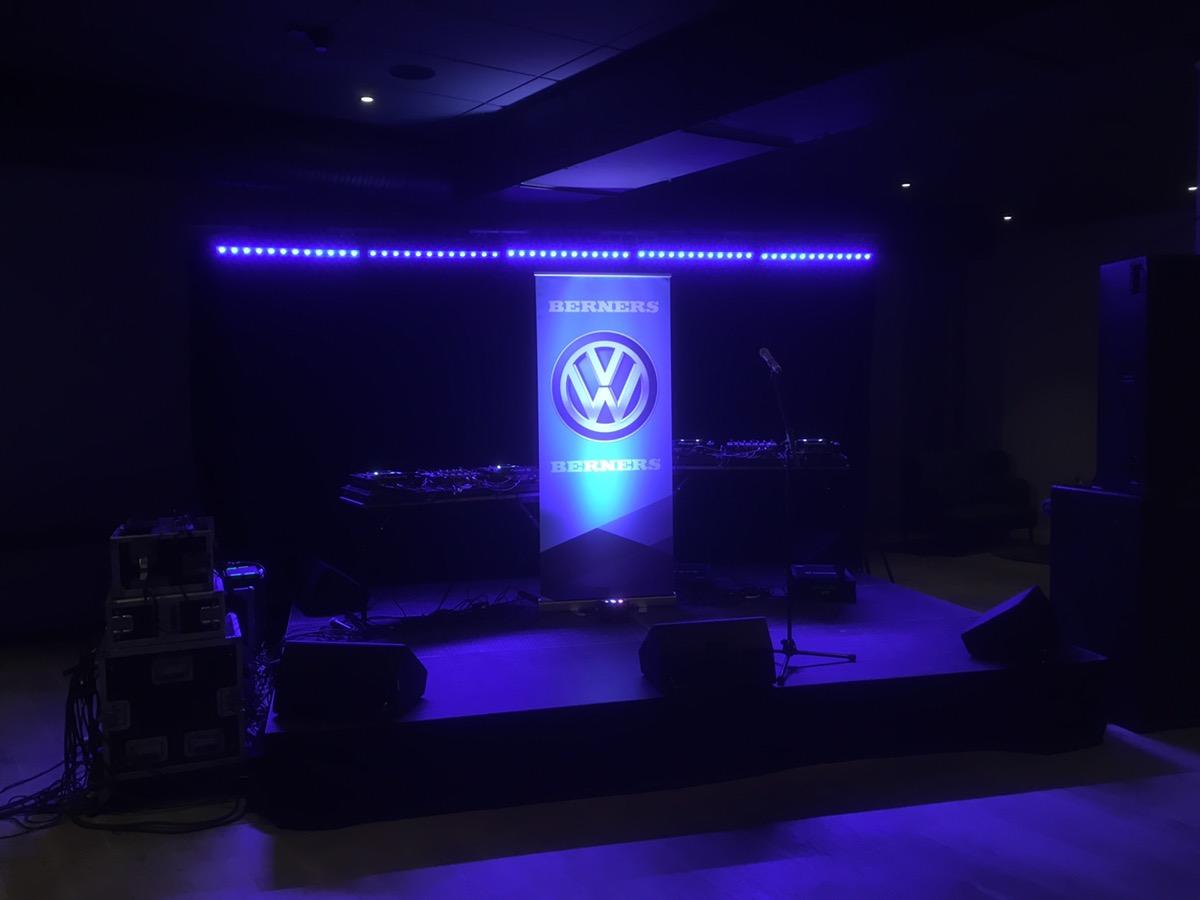 Volkswagen Berners Superbankett